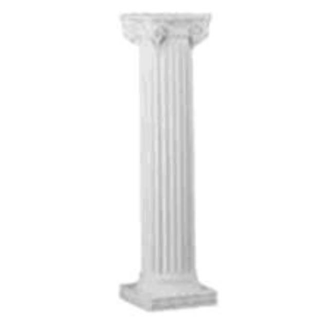 Where to find COLUMN POST, WHITE 60 in Covington