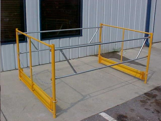 Where to find 5ftx7ft Scaffold Safety Rail Set in Covington