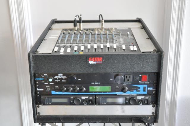 Where to find 14 Channel Mixer in Covington