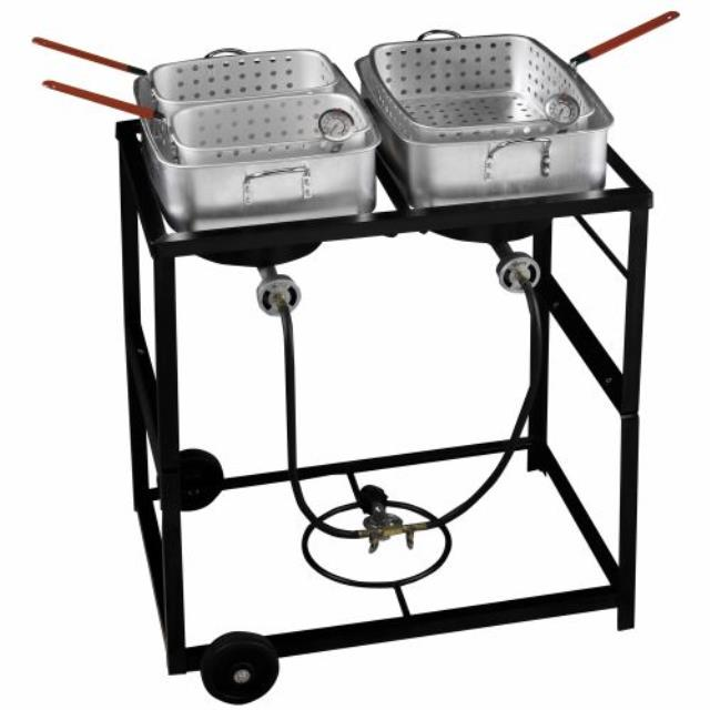 Where to find FRYER  2 BURNER in Covington