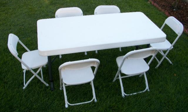 Where to find TABLE, 5FT KIDS TABLE  WHITE in Covington