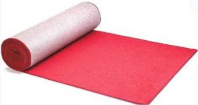 Where to find 3FT X 50FT RED CARPET in Covington