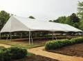 Rental store for 40  X 80  WHITE FRAME TENT in Covington LA